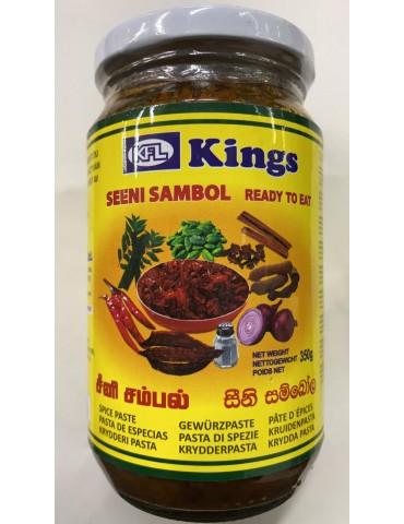 Kings - Seeni Sambol - 350g