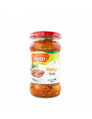 Swad - Mango Pickle Hot- 300g