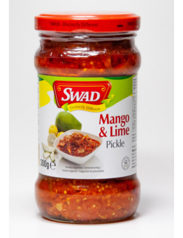 Swad - Mango & Lime Pickle...