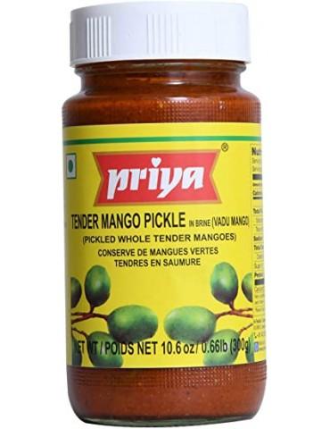 Priya - Tender Mango Pickle - 300g