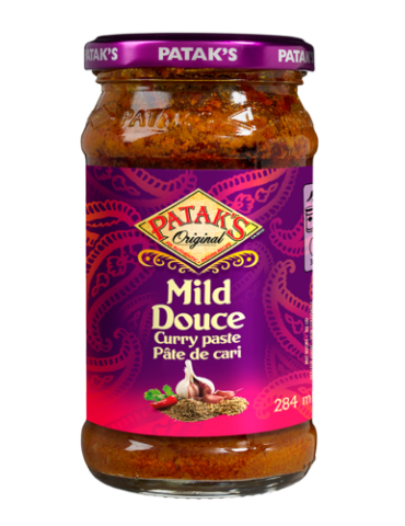 Patak's - Mild Curry Paste...