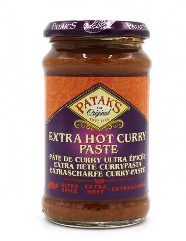 Patak's - Extra Hot Curry...