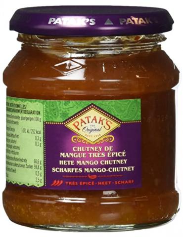 Patak's - Scharfes Mango...