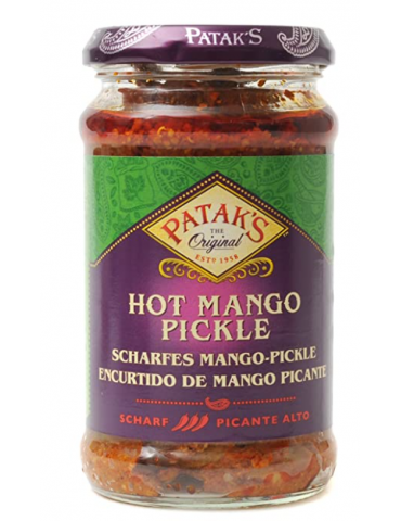 Patak's - Hot Mango Pickle...