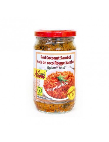 Niru - Red Coconut Sambol -...