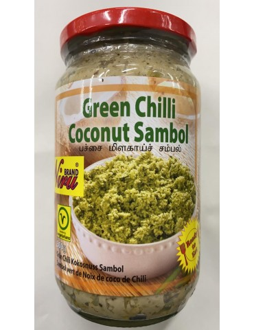 Niru - Green Chilli Coconut...