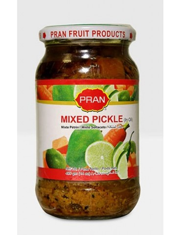 Pran - Mixed Pickle (In Oil)