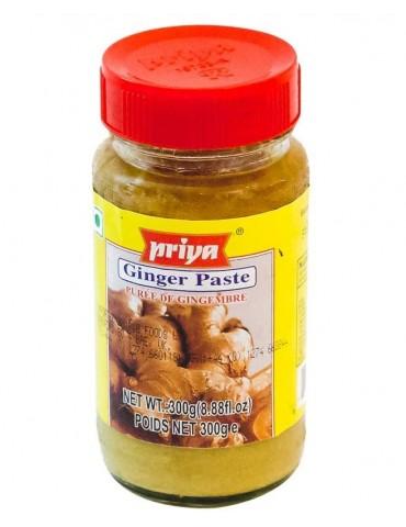 Priya - Ginger Paste - 300g