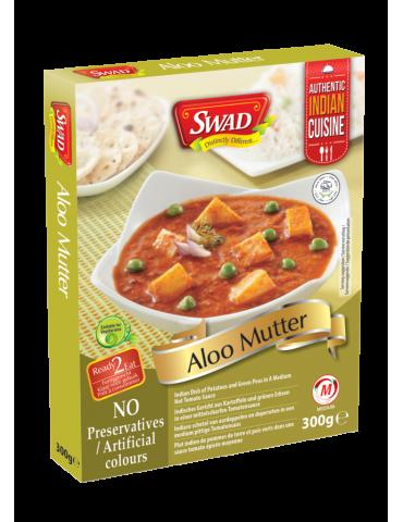 Swad - Aloo Mutter - 300g