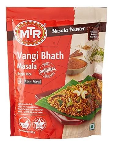 MTR - Vangi Bhath Masala -...