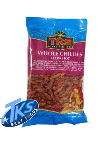 TRS - Whole Chilli Extra Hot