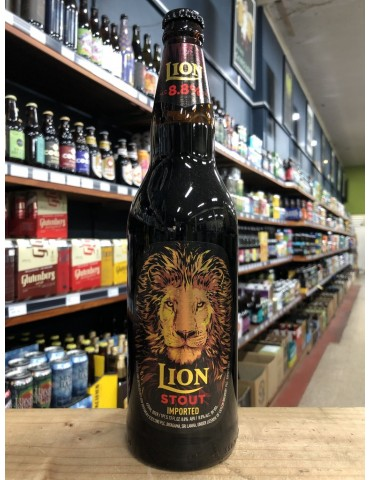 Lion - Lager Imported- 625 ml