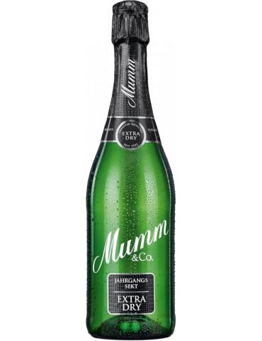 Mumm&Co - Jahrgangs Sekt...