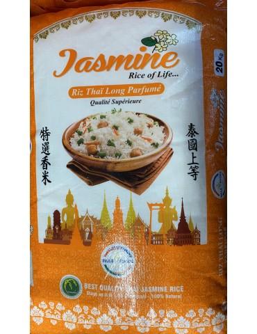 Tille Foods- Jasmine Riz...