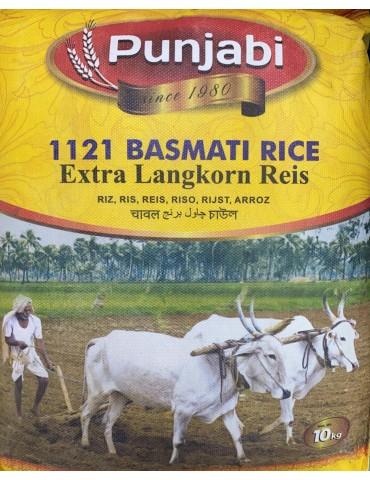 Punjabi - 1121 Basmati Rice...