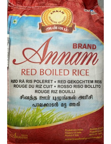 Annam Brand - Red Boiled Rice