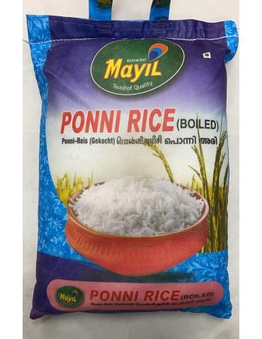 Mayil - Ponni Rice (Boiled)