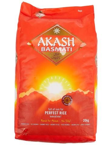 Akash Brand - Basmati Rice