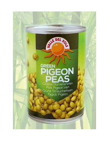 VDS - Green Pigeon Peas - 425g