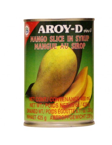 Aroy-D - Mango Slice in...