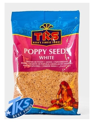 TRS - Poppy Seeds White