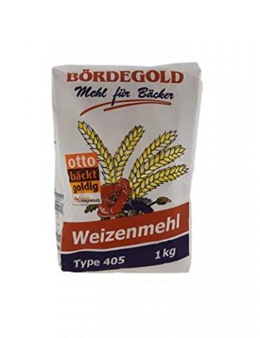 Weizenmehl - Bördegold - 1kg