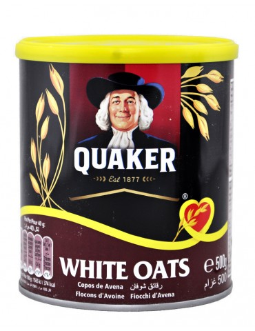 Quaker - White Oats