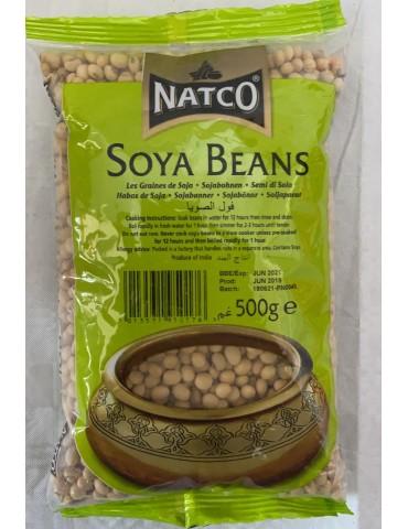 Natco -Soya Beans - 500g