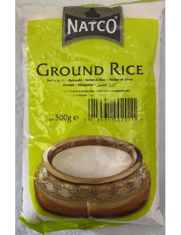 Natco - Gound Rice - 500g