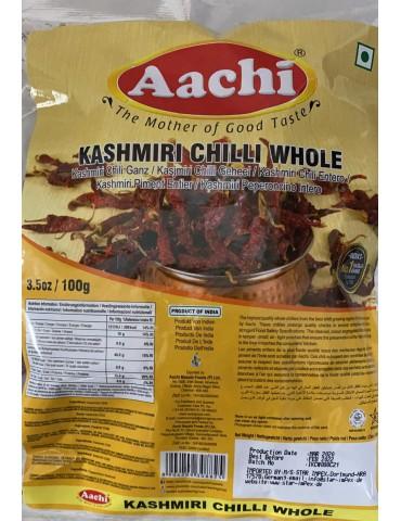 Aachi - Kashmiri Chilli Whole
