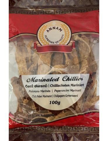 Annam - Marinated Chillies