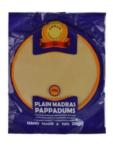 Annam - Plain Madras...
