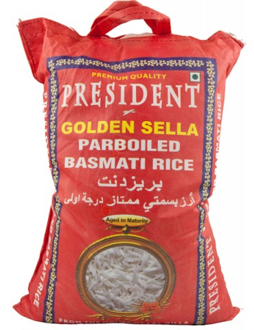 President - Golden Sella...