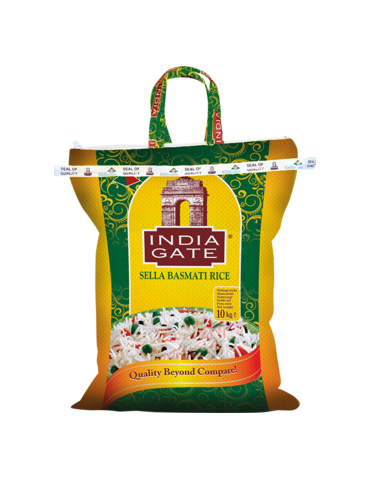 India Gate - Sella Basmati...