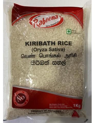 Rabeena - Kiribath Rice...