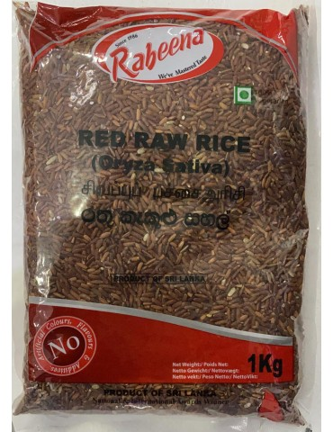 Rabeena - Red Raw Rice