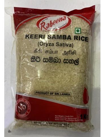 Rabeena - Keeri Samba Rice (Oryza Sativa)