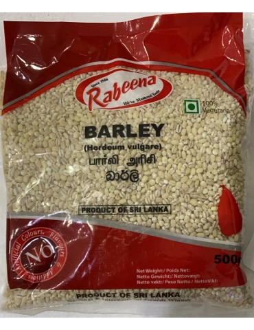 Rabeena - Barley...