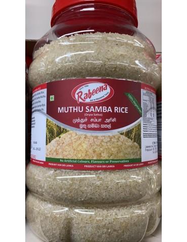 Rabeena - Muthu Samba Rice
