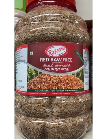Rabeena - Red Raw Rice