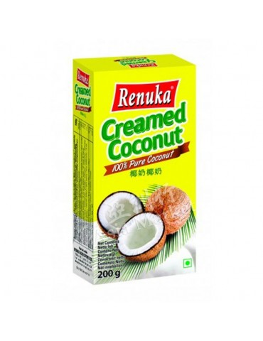 Renuka - Creamed Coconut