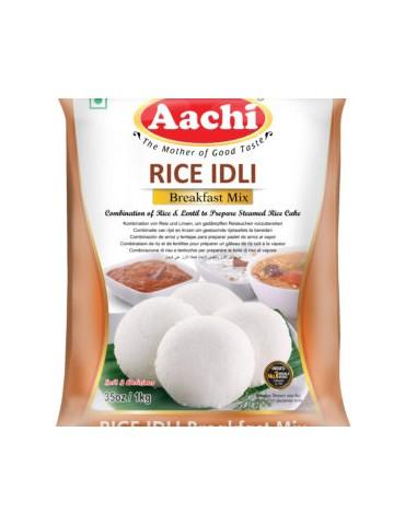 Aachi - Rice Idli Breakfast...