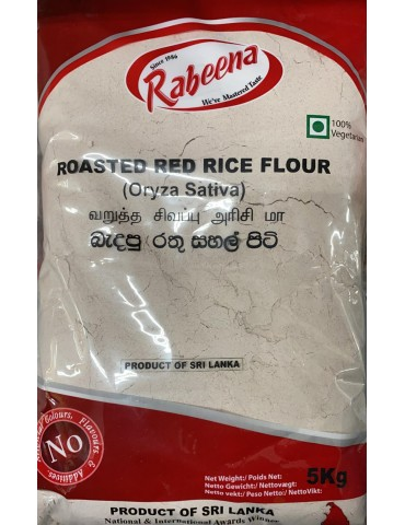 Rabeena - Roasted Red Rice...