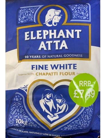 Elefant - Fine White...