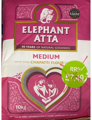 Elefant - Brown Chapatti Flour