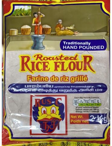 RUS-C - Roasted Rice Flour