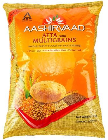 Aashirvaad - Atta with...