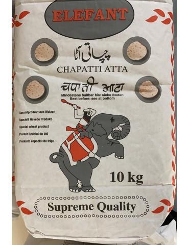 Elefant - Chapatti Atta White
