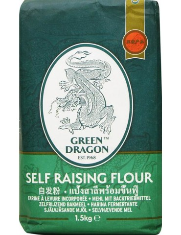 Green Dragon - Self Raising...