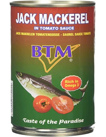 BTM - Jack Mackerel in...